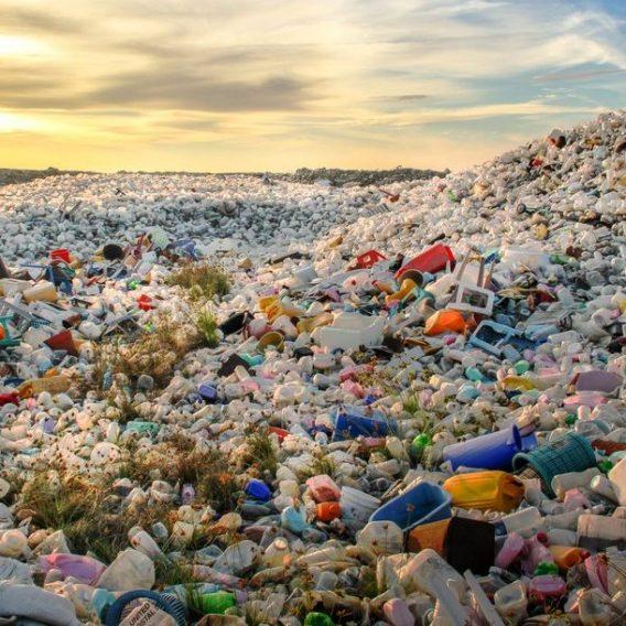 plásticos basura